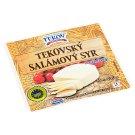 TEKOV SALAMI CHEESE Unsmoked Block 200 g