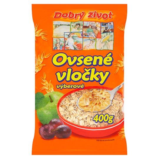 Dobrý Život Oatmeal Selection 400 g