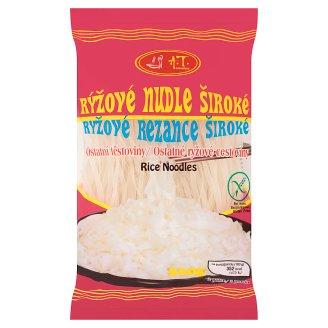 A.T. International Rice Noodles Wide 200 g