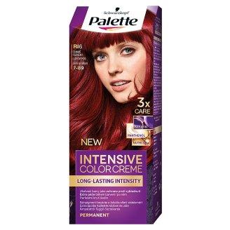 Schwarzkopf Palette Intensive Color Creme farba na vlasy Ohnivo Červený 7-89 (RI6)