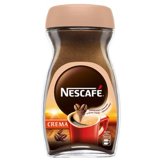 NESCAFÉ CLASSIC Crema, Instant Coffee, 200 g