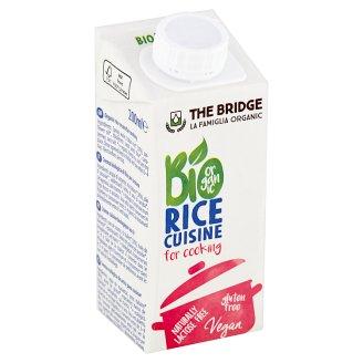 The Bridge Organic Rice Cream for Cooking 200 ml