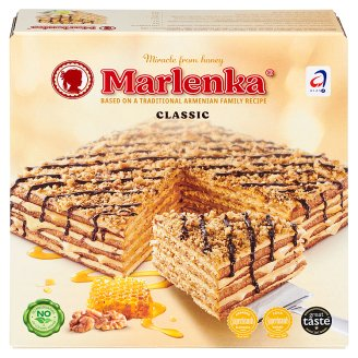 Marlenka Honey Cake with Nuts 800 g