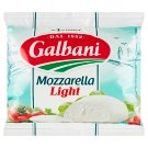 Galbani Mozzarella Light Steamed Fresh Soft Cheese 245 g