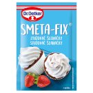 Dr. Oetker Smeta-Fix Whipped Cream Stabilizer in Powder 10 g