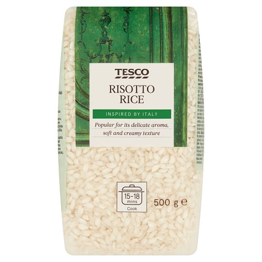 Tesco Risotto Rice 500 g