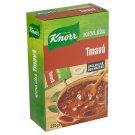 Knorr Hotová zápražka tmavá 250 g