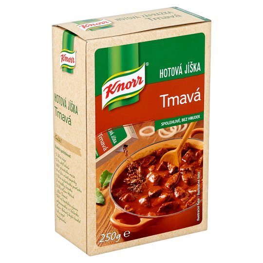 Knorr Ready Made Dark Roux 250 g