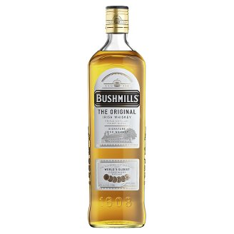 Bushmills Irish Whiskey 40% 0.7 L
