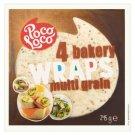 Poco Loco Multigrain Tortillas 245 g