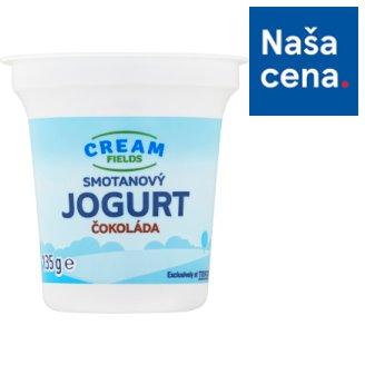 Cream Fields Smotanový jogurt čokoláda 135 g