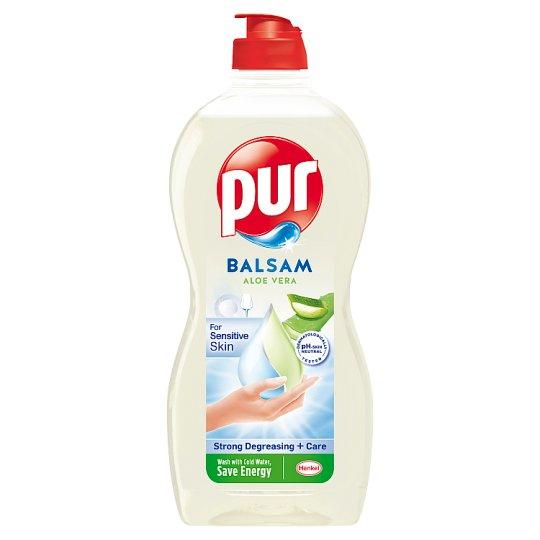 Pur Balsam Detergent for Hand Dishwashing Aloe Vera 450 ml