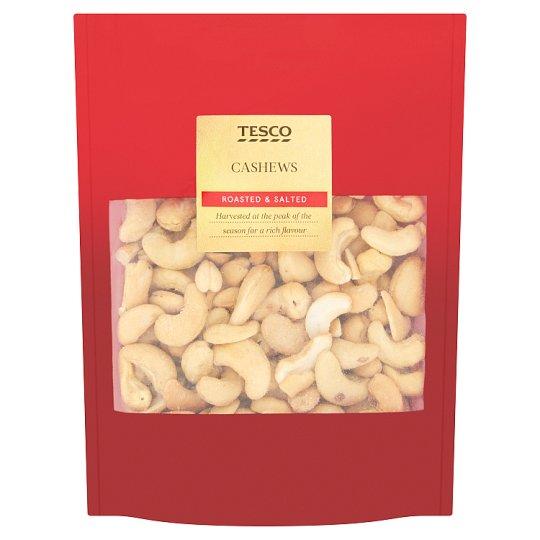 Tesco Cashew Roasted Salted 200 g