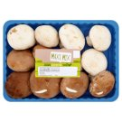 Tesco Maxi Mix Mushrooms White and Brown 500 g