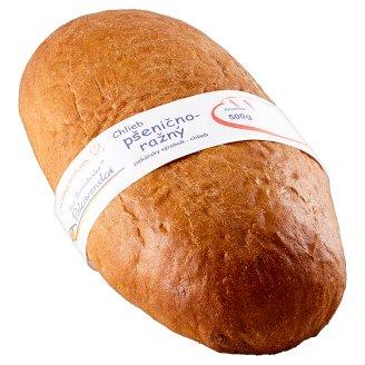 Prvá Bratislavská Pekárenská Wheat-Rye Bread 500 g