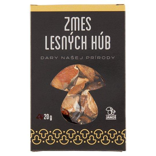 Jánoš Blend of Forest Mushrooms 20 g