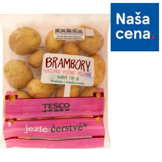 Tesco Potatoes Washed Cooking Type B 2 kg