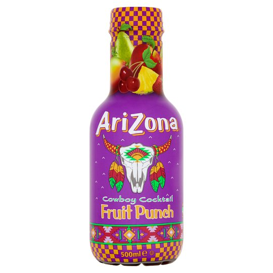 Arizona Cowboy Cocktail Fruit Punch Fruit Drink 500 ml