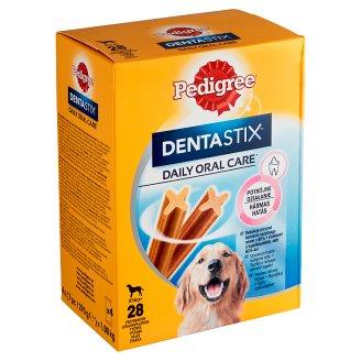Pedigree DentaStix Doplnkové krmivo pre psov staršie ako 4 mesiace 4 x 270 g