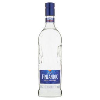 Finlandia Premium Vodka 40% 1 L