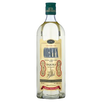 Orita Gold Tequila 38 % 700 ml