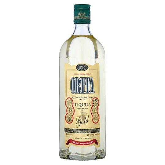 Orita Gold Tequila 38 % 700 ml