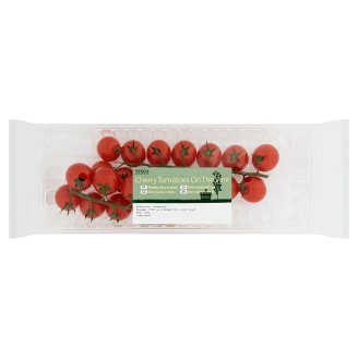 Tesco Cherry Tomatoes on The Vine 200 g