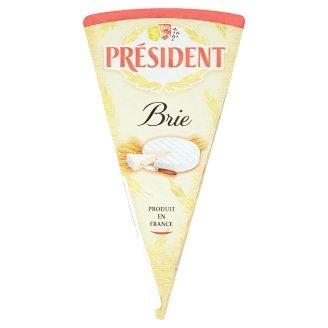 Président Pointe de Brie syr s bielou plesňou 200 g