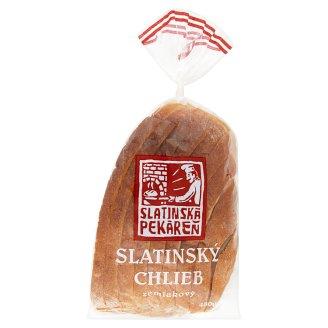 Slatinská Pekáreň Slatinský chlieb zemiakový 480 g