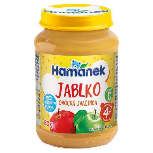 Hamánek with Apples 180 g