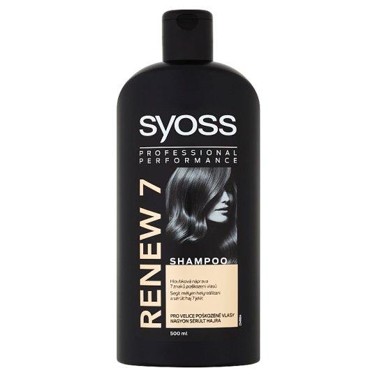 Syoss šampón Renew 7 500 ml