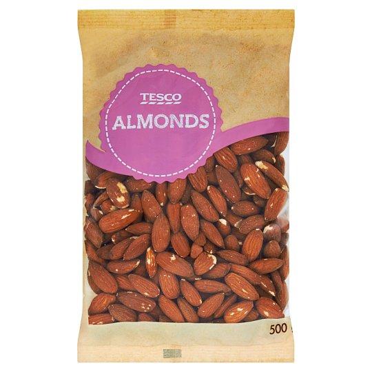 Tesco Almonds 500 g