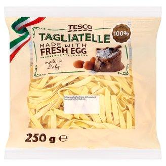 Tesco Tagliatelle Fresh Egg Pasta 250 g