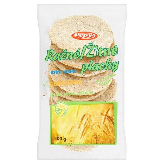 Vepy Rye Pancakes 100 g