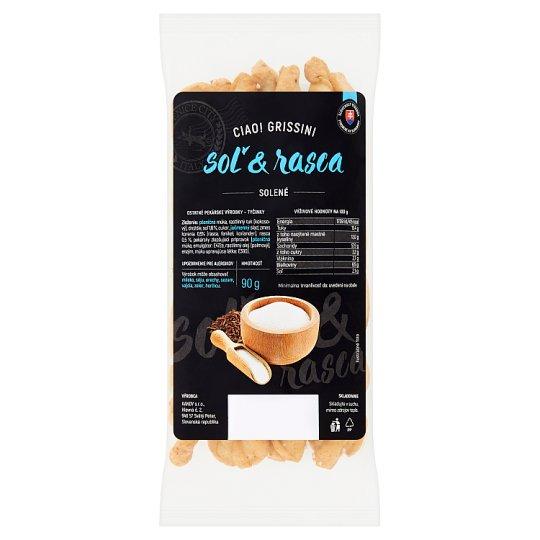 Ciao Grissini Salt & Cumin Salted 90 g