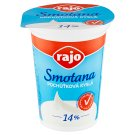 Rajo Delicatessen Sour Cream 14 % 375 g