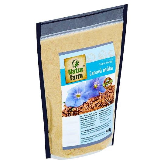 Natur Farm Flax Flour 500 g