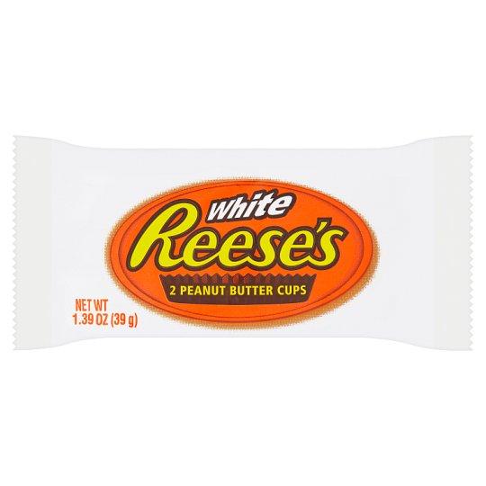 Reese's White arašidové košíčky s bielou polevou 39 g