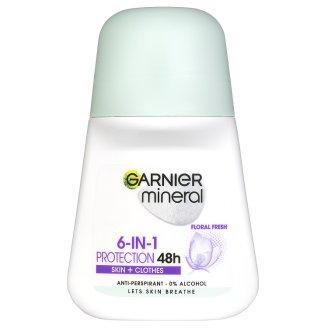 Garnier Mineral Protection 6 Floral Fresh 6v1 antiperspirant 50 ml