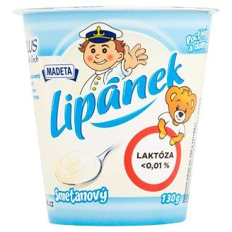 Madeta Lipánek Creamy Dessert Lactose Free 130 g