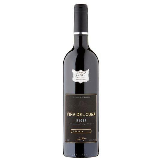 Tesco Finest Vina Mara Reserva Rioja španielske červené víno 0,75 l