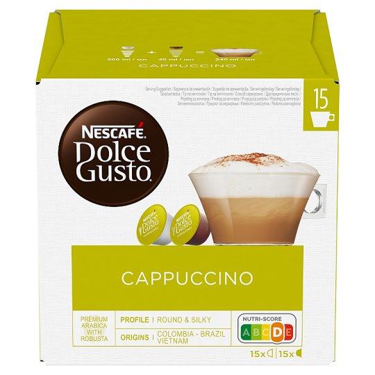 NESCAFÉ Dolce Gusto Cappuccino - káva v kapsulách - 30 kapsúl v balení