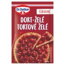 Dr. Oetker Red Cake Jelly in Powder 10 g