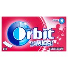 Wrigley's Orbit For Kids! Sugarfree Chewing Gum with Fruit Flavour 27 g