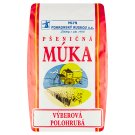 Mlyn Pohronský Ruskov Wheat Flour Semi-Coarse Selection 1 kg