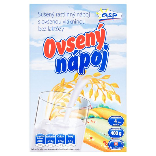 ASP Oat Drink 400 g