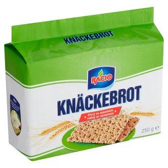 Racio Knäckebrot Wholemeal Rye with Sesame 250 g