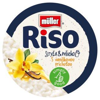 Müller Riso Mliečna ryža 200 g rôzne príchute