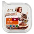 Tesco Pet Specialist Cat Food Ragout with Goose and Liver 100 g