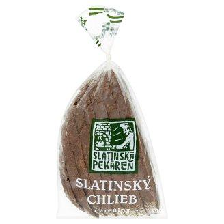 Slatinská Pekáreň Slatinský chlieb cereálny 390 g